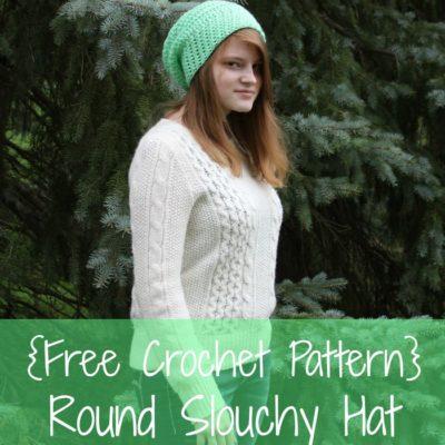 Tabitha Slouch Hat Crochet Pattern