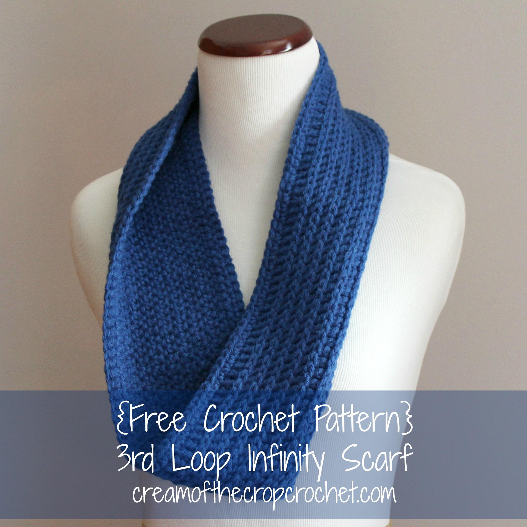 Devin Scarf Crochet Pattern
