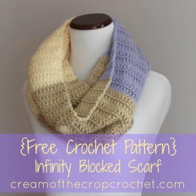 Reese Scarf Crochet Pattern