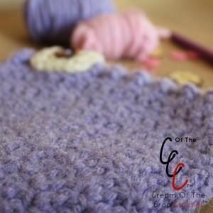 Cream Of The Crop Crochet ~ Preemie/Newborn Button Tab Hats {Free Crochet Pattern}