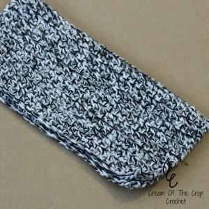 Cream Of The Crop Crochet ~ Single Crochet Dishcloth/Washcloth {Free Crochet Pattern}