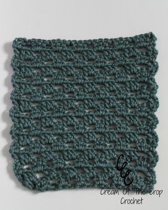Cream Of The Crop Crochet ~ Granny Stitch {Photo Tutorial}