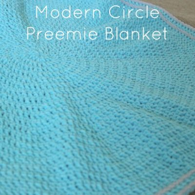 Hunter Preemie Blanket Crochet Pattern
