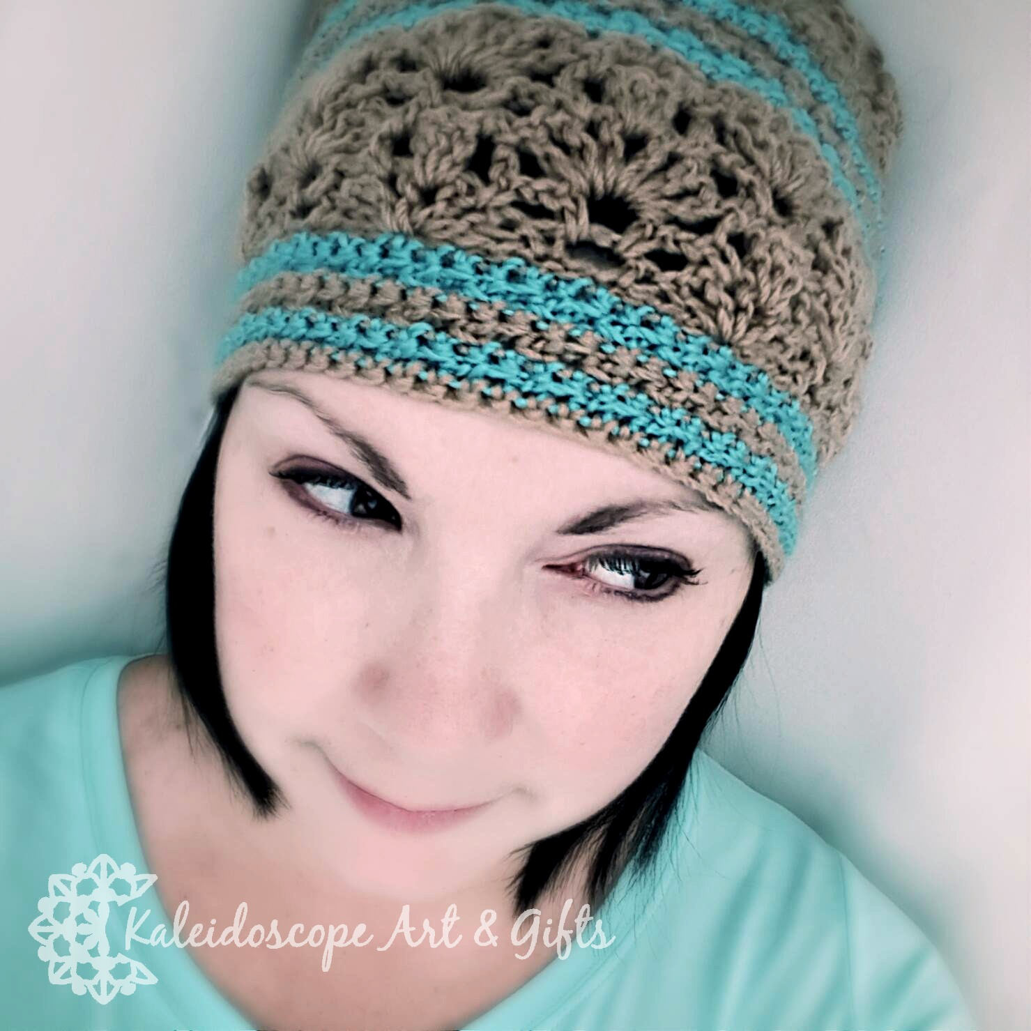 Lovely Lily Slouch Hat Crochet Pattern