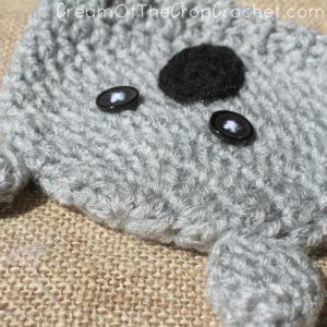 Cream Of The Crop Crochet ~ Preemie/Newborn Kaloa Hats {Free Crochet Pattern}