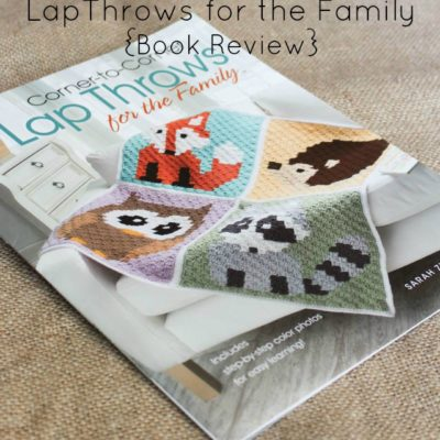 Corner-to-Corner Lap Throws for the Family Book Review