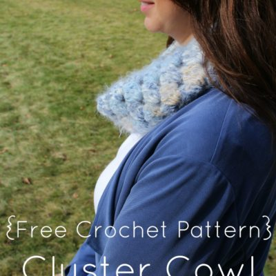 Audrey Cowl Crochet Pattern