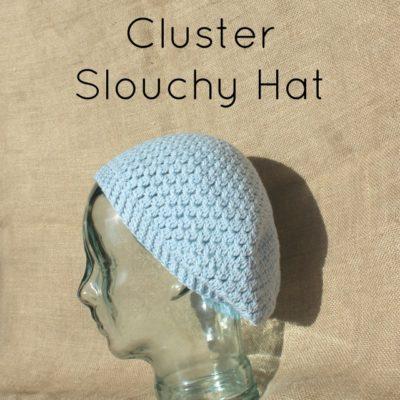 Alice Slouch Hat Crochet Pattern