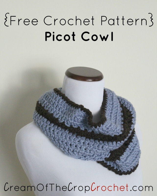 Amaya Cowl Crochet Pattern