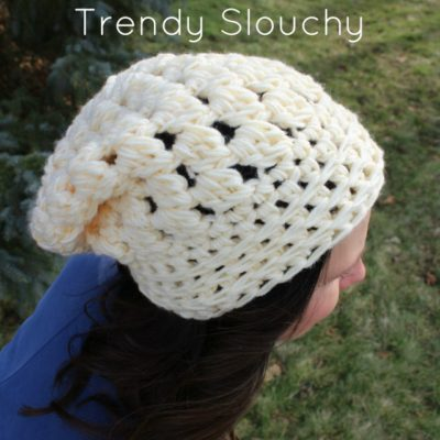 Alexa Slouch Crochet Pattern