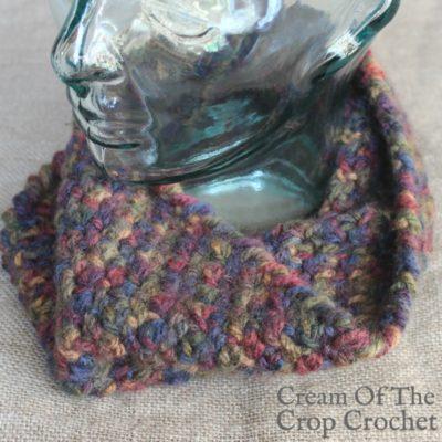 Dylan Cowl Crochet Pattern