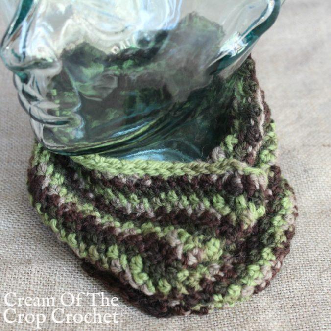 Nature Cowl | Free Crochet Pattern