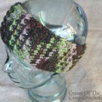Crochet Nature Ear Warmers Pattern