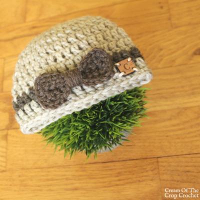 18 Inch Doll Danielle Hat Crochet Pattern