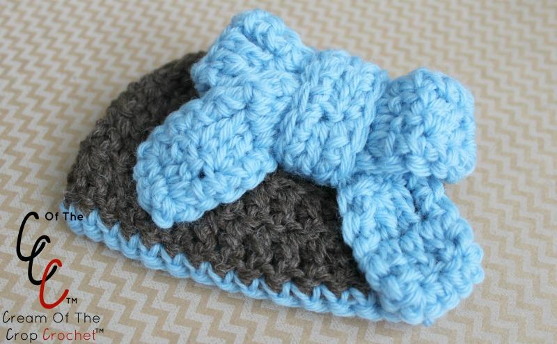 18 Inch Doll Ella Hat Crochet Pattern