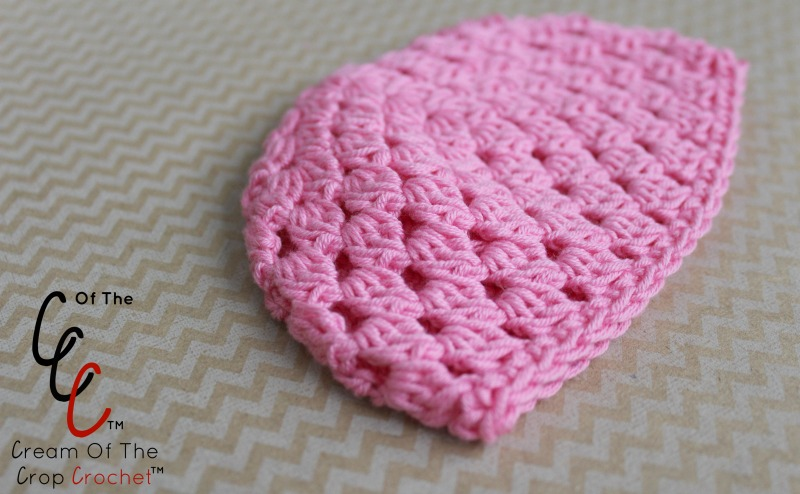 18 Inch Doll Stella Hat Crochet Pattern