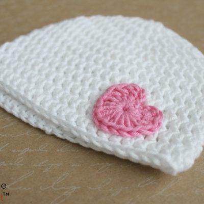 18 Inch Doll The Lovey Hat Crochet Pattern