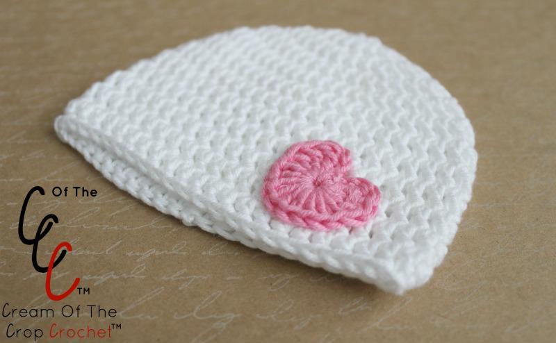 18 Inch Doll Amelia Hat Crochet Pattern