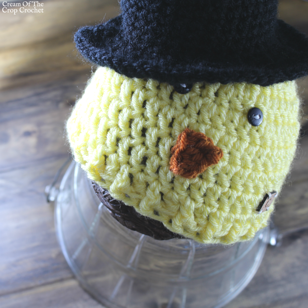Trinity the Chick Hat Crochet Pattern | Cream Of The Crop Crochet