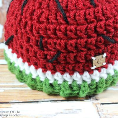 Watermelon Hat Video Tutorial
