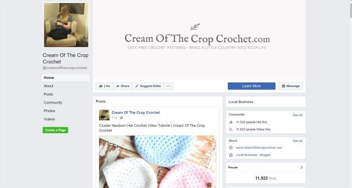 How to improve my crochet blog??? | Cream Of The Crop Crochet